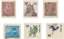 (Ic-201) 1976 India part 12set Adhesive values