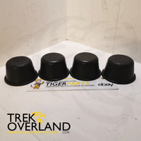 4 x Land Rover Defender 90 110 & 130 up to 1993 Dust Hub Cap - FRC4377