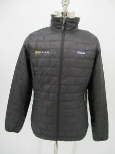 M0443 Patagonia Women's Primaloft Insulated Puffer Jacket Size L