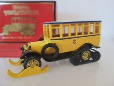 MATCHBOX MODELS OF YESTERYEAR Y16 1923 Scania-Vabis Post Bus - FREE POSTAGE