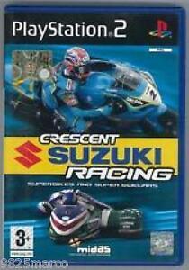 PS2 CRESCENT SUZUKI