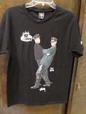 Stussy X Yo! MTV Raps GANGSTARR small +rare out of print+ NEW 100% AUTHENTIC