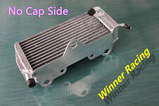No CAP LEFT-SIDE Aluminum Alloy Radiator Fit HONDA CR125R 1990-1997