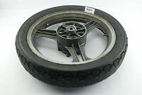 Kawasaki KZ 550 B Bj. 1988 - Rear wheel rear wheel rim N01H