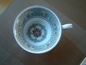 WedgwoodFlorentine Peony Shape Cup Unused-Pristine