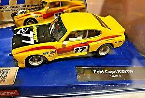 Ford Capri RS3100 Race 4 No17 Carrera 132 Digital