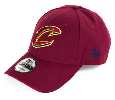 New Era 9 FORTY NBA Cleveland Cavaliers Logo Courbé Pic de la Ligue Strapback Hat