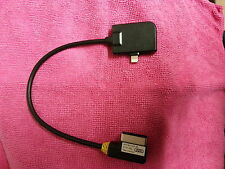 cable audi mmi lightning iphone 5 et 6 neuf