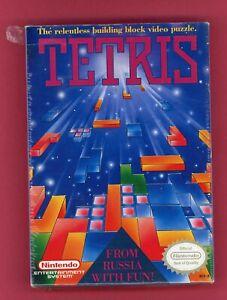 Tetris Nintendo NES Sealed - No Vertical Seam