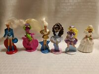 Vintage McDonald's Barbie Happy Meal Toys from 1990s Lot of 6