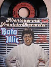 """7"""" SINGLE - Bata ILLIC - Abenteuer mit Fräulein Obermeier - KULT von 1980 -"""