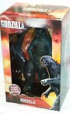 "NECA 2014 GODZILLA Monster 24"" head to tail 12"" tall Deluxe figure roaring sound"