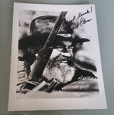 ORIGINALE Autografo Jack Elam-Western legenda-AUTHENTIC Autograph