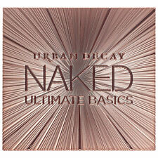 URBAN DECAY Naked Ultimate Basics All Matte Eyeshadow Palette New in Box