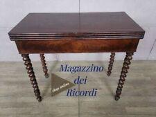 Tavoli d'antiquariato Luigi Filippo