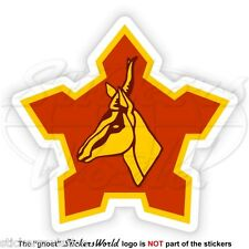 SOUTH AFRICA ARMY Former Badge Emblem, SADF ex S.African Defence Force Sticker