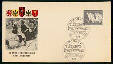 GERMANY FDC 1965 COVER VERTREIBUNG
