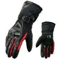 Winter Motorradhandschuhe Winter Racing Regen Motorrad Handschuhe Größen L-XXL