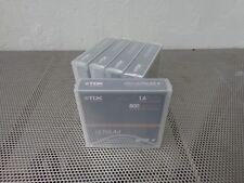 TNEW SEALED 5-pack TDK LTO4 Ultrium 4 Data Cartridge 800GB 1.6TB Lot of 5