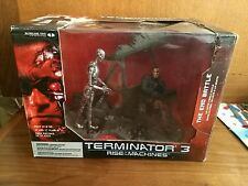 McFarlane Terminator 3 End Battle diorama deluxe action set
