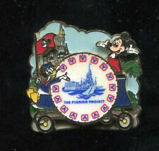 WDW Florida Project Departure Gift Mickey Donald Disney Pin 86475