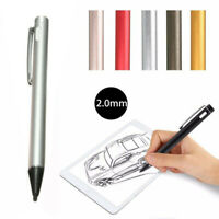 2.0mm Rechargeable Active Stylus Capacitive Screen Touch Drawing Pen Writing Tip