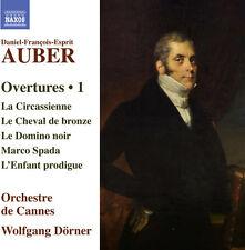 D. Esprit / Orchestr - Daniel-francois-esprit Auber: Overtures 1 [New CD]
