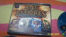 AGE OF EMPIRES EDICION PARA COLECCIONISTAS  PAL ESP
