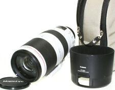 Canon EF 4,5-5,6/100-400 L IS II guter Zustand m.Sobl.u.Tasch. #3490008604