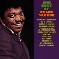 Percy Sledge - The Best Of Percy Sledge [CD]