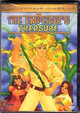 The Emperor's Treasure (DVD, 2004)  With FREE Beauty and The Beast Digital Code!