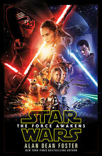 Star Wars The Force Awakens Alan Dean Foster Hardcover New! Free US Shipping!