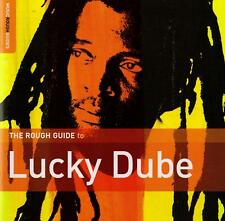 Lucky Dube-The Rough Guide To Lucky Dube CD-2001 World Music Network-RGNET1079CD