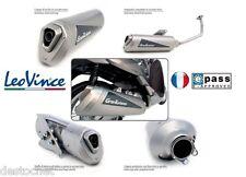 Pot d'échappement LeoVince Graturismo Homologué Yamaha XMAX X-max 250 2006-2012