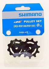 Genuine Shimano Dura-Ace 11 Speed Rear derailleur RD-R9100/R9150 Pulley Set