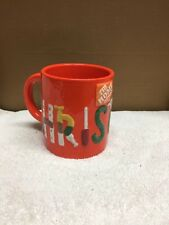 Mr. Christmas 2014 Home Depot Christmas Large Coffee Cup