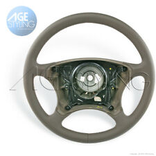 OEM Mercedes-Benz S-Class W220 S500 S600 C215 Coupe JAVA Leather Steering Wheel