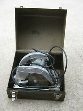 Vintage Craftsman 6 1/2 Table Electric Hand Saw 1959 Sears Model No. 336.27963
