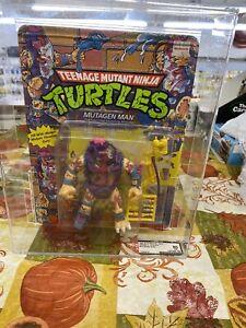 Mutagen Man TMNT AFA 80 graded figure playmates