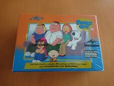 RARE Family Guy Season 3, 4 & 5 Trading Cards Box Autograph card NEW & SEALED