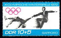 1726 postfrisch DDR Briefmarke Stamp East Germany GDR Year Jahrgang 1971