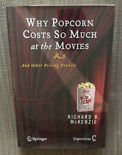 Why Popcorn Cost So Much at the Movies and other pricing puzzles Economics $28
