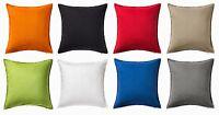 Ikea 50 x 50 cm.Cushion Cover in Various Colour for Sofa Home Decor Bedding