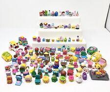 Huge Lot of 133 Shopkins Seasons Mini Figures & Diecast Cars Moose Toys