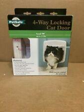 Puerta estándar para gatos