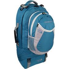 Highlander Explorer Ruckcase 45+15L Holiday Travel Backpack Ripstop Bag Teal