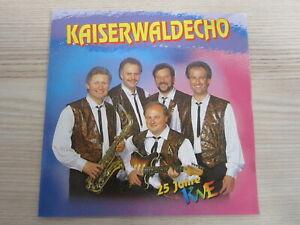 CD / KAISERWALDECHO - 25 JAHRE /  AUSTRIA / RAR /