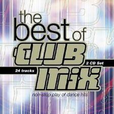 The Best of Club Mix (CD, Mar-2000, 2 Discs) NEW