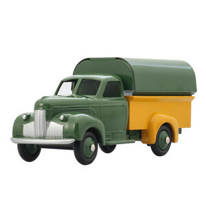 DINKY TOYS 25Q 1/43 ALTAS GREEN GIFT CAR MODEL TRUCK TOY DIECAST ALLOY