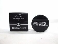 Giorgio Armani Eyes To Kill Silk Eye Shadow ~ 11 ~ .14 oz ~ BNIB